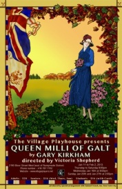 2012-13 Queen Milli of Galt; Gary Kirkham
